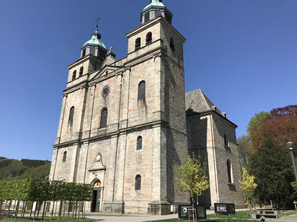Cathédrale de Malmedy Copyright B&BMaison Ruthier