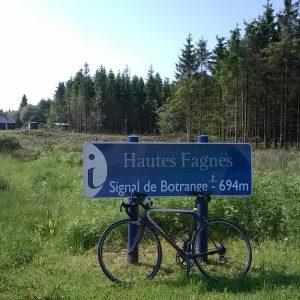 Signal de Botrange - le toit de la Belgique